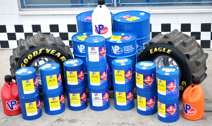 Racing Fuel is available @ Richards Auto Parts! VP Racing